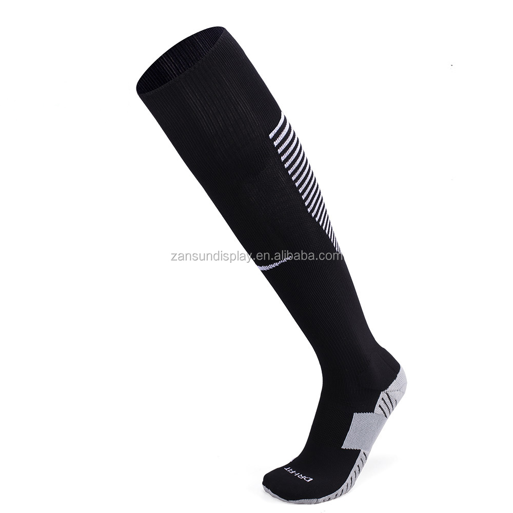 New male football socks thicken foot mannequin