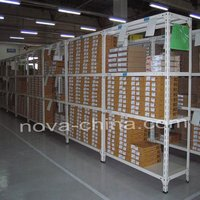 Used Library Shelving System