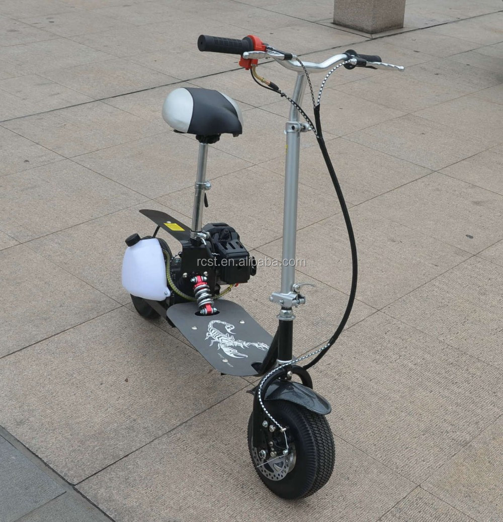 Foldable Gas scooter portable scooter