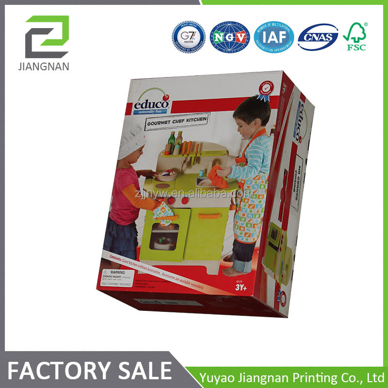 hot selling high level new design delicate appearancecarton custom cardboard box