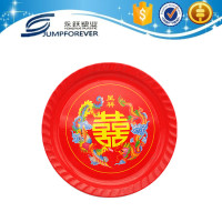 High quality plastic cup holder plate