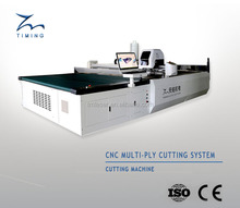 cutting machines used garment industry / cnc home textile cutting machine