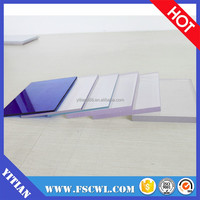 Vacuum forming and thermoforming 4x8 PC plastic sheet