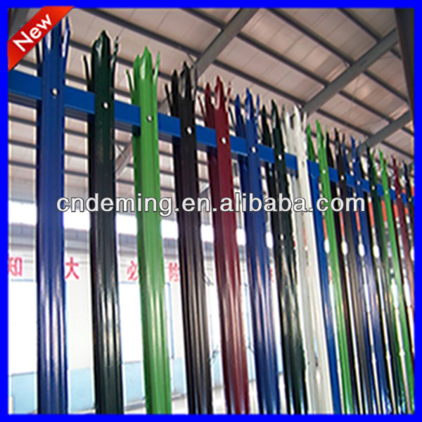 DM colored Palisade manufacture