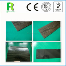 Sound Insulation Top quality UV-coating PVC Loose Lay Vinyl Flooring tile