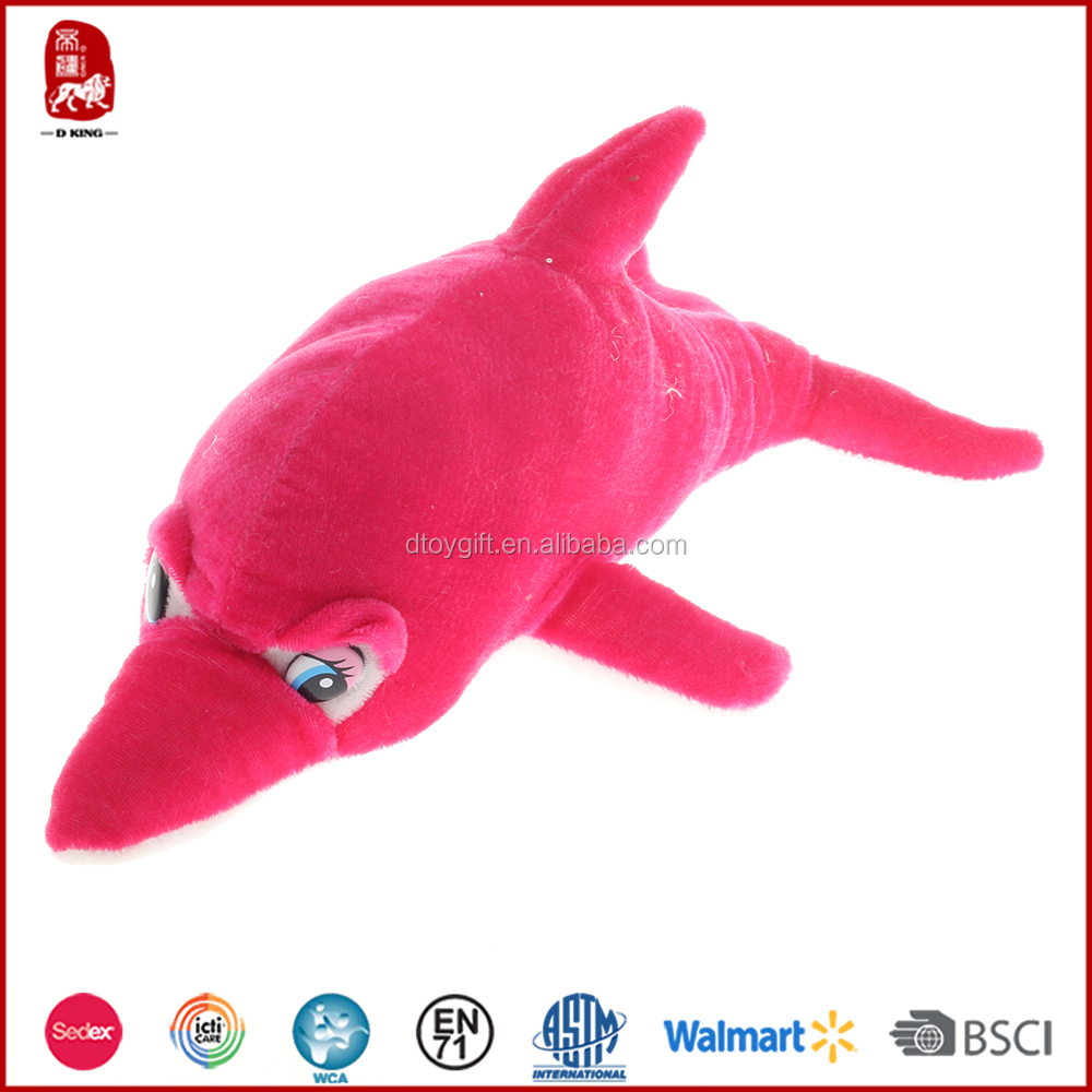 2016 custom marine animal stuffed plush shark toy