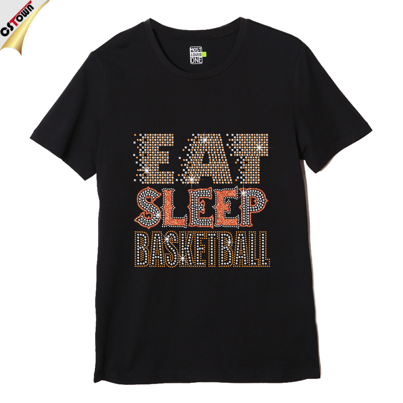 Basketball Preshrunk Cotton T Shirt Wholesale Buy T