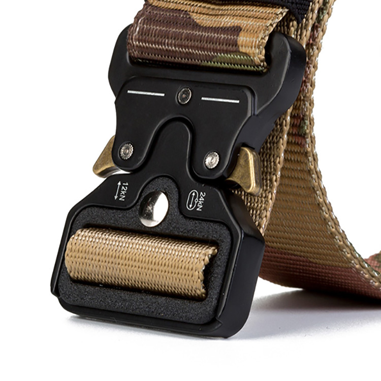 Wholesale zinc alloy tactical black <strong>buckle</strong> with low price