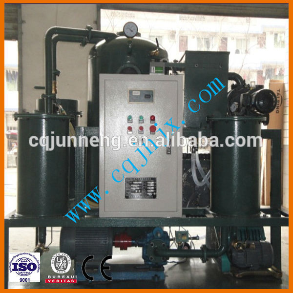 Multiple Protection &amp Outdoor Working Waste Transformer Oil Purifier