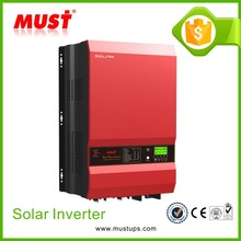 MUST Best choice off grid home solar inverter 1-12KW Hybrid