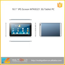 "2016 Best Selling 10.1 Inch Tablet, 10.1"" MTK8321 Quad Core 3G GPS Wifi Android Tablet"