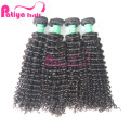 Single donor deep curls cheap peruvian hair bundles virgin Peruvian curly weave hair