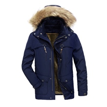 wholesale <strong>men</strong> <strong>jacket</strong> winter coat cotton <strong>JACKET</strong> <strong>men</strong> outdoor <strong>jacket</strong>,fur collar