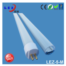 CE/ROHS/REACH approved 18w smd 2ft/4ft aluminium t5 fluorescent led light tube profile lamp shade diffuser cover