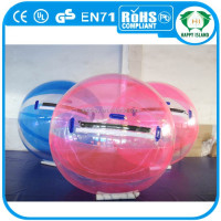 2015 Whoseale suit giant inflatable water tank ball float valves,giant inflatable ball inside