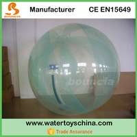 2m Diameter Inflatable Water Ball With 0.7mm TPU Material