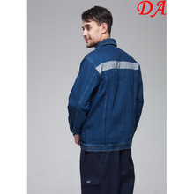 Industrial 100% Cotton Materials Jeans Uniform Workwear