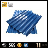 Different Sgcc Galvanized Corrugated Sheet Metal Type