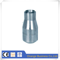 pipe joint ASTM cl3000 forged socket weld Carbon steel pipe cross fittings, socket weld cross