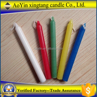 12g white candle for UAE market