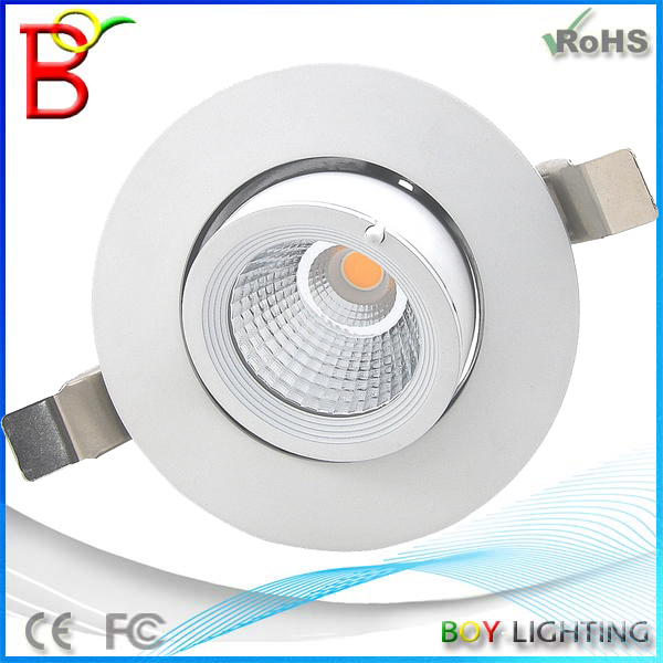 360 degree 15w lighting down light led lighting for shop