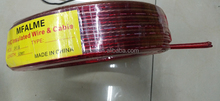 Red And White Speaker Wire Audio And Video Cable Wire