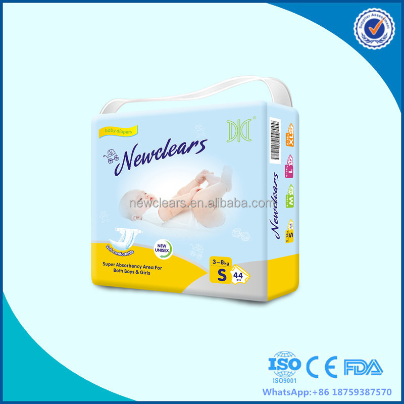 OEM Disposable baby diaper pampering