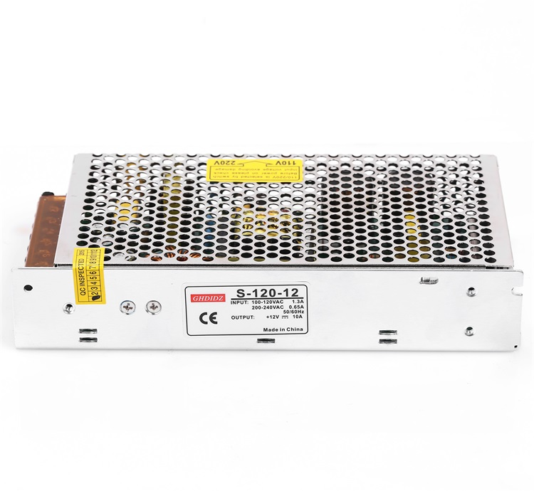 Good Performance 12V 10A Power Supply