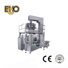 Factory price New Automatic High speed Rotary Premade pouch Nuts Candy Chocolate Rice Food Packing Machine