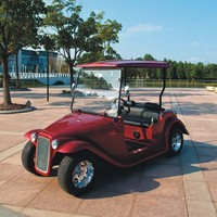 4 Seater Golf Cart with fiberglass body DN-4D for sale with CE certificate (China)
