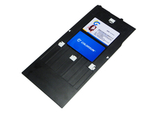 2015 inkjet pvc id card tray for epson printer r230 r300 r350