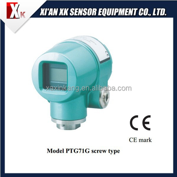 Azbil PTG72B Flush diaphragm Type Smart Pressure Transmitter