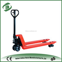 Manual Hydraulic Power Pallet Truck Hand Control Pallet Truck Scale