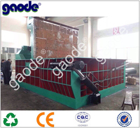 Pressing Force 315Tons Scrap Metal Hydraulic Compress Baling Machine