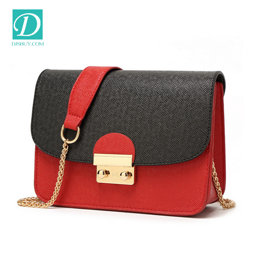 Bag Ladies Small Handbag Over Shoulder Chain Handbag Women Crossbody Bag Mini Messenger Bags for Female
