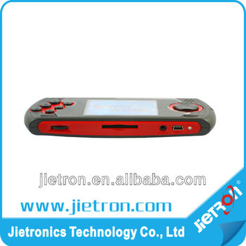 180 built-in games portable game console with TV cable, usb cable