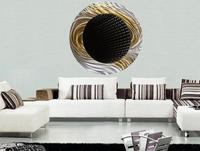 modern home decor infinity wall mirror