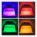 VY-Q13 hot sale no side effect red blue yellow led light therapy