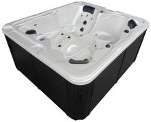 Unique Design luxury garden tubs outdoor spa hot tub with TV DVD