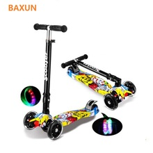 Wholesale price hip pop water transfer foldable aqua scooter