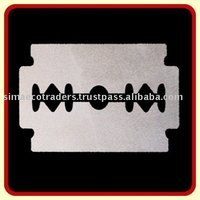 RAZOR BLADE for shaving stainless steel