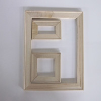 Good quality wooden picture photo frame moulding/digital picture frame 16*20