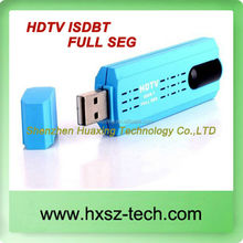 USB ISDB-T TV Receiver,Full seg USB ISDB-T TV Receiver,isdb-t brazil as set top box