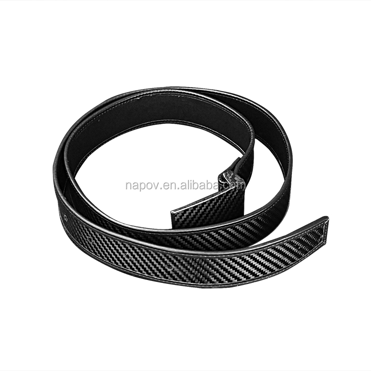 Factory Price Wholesale Fashion Carbon Fiber Men Belt High Quality Business Belt
