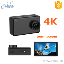 Touch screen wireless WIFI action camera 4K digital video camcorder HD 1080P 60fps with IMX cmos sensor