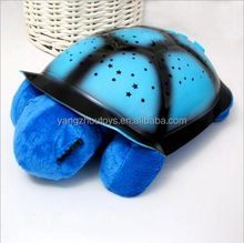 high quality customized plush pets pillow night lights wholesale