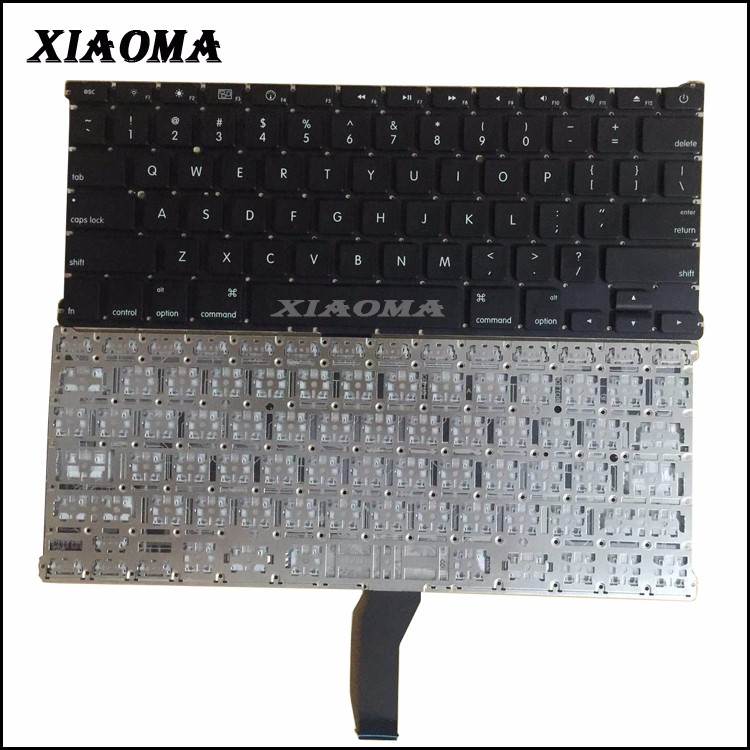 Brand new laptop notebook keyboard For Apple Macbook Air 13.3 A1369 2011 A1466 2012 2013 2014 US layout
