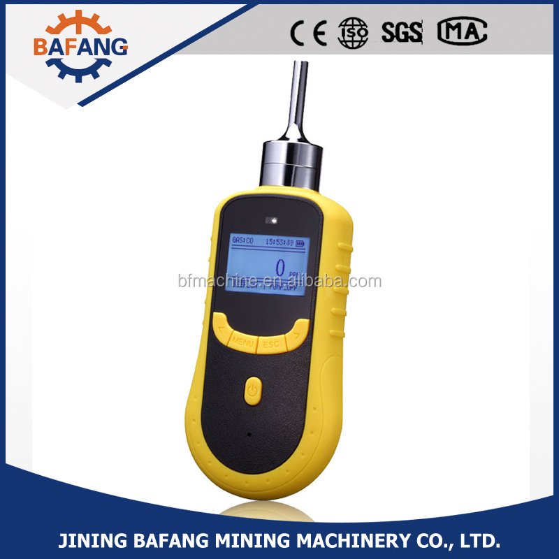 Factory price for pump suction type digital hand-held Ozone gas concentration detector