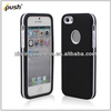 Wholesale New Arrival!!!PC+Silicone , Robot Case for iphone 5