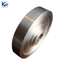 Customized industrial forged machining steel travelling wheels